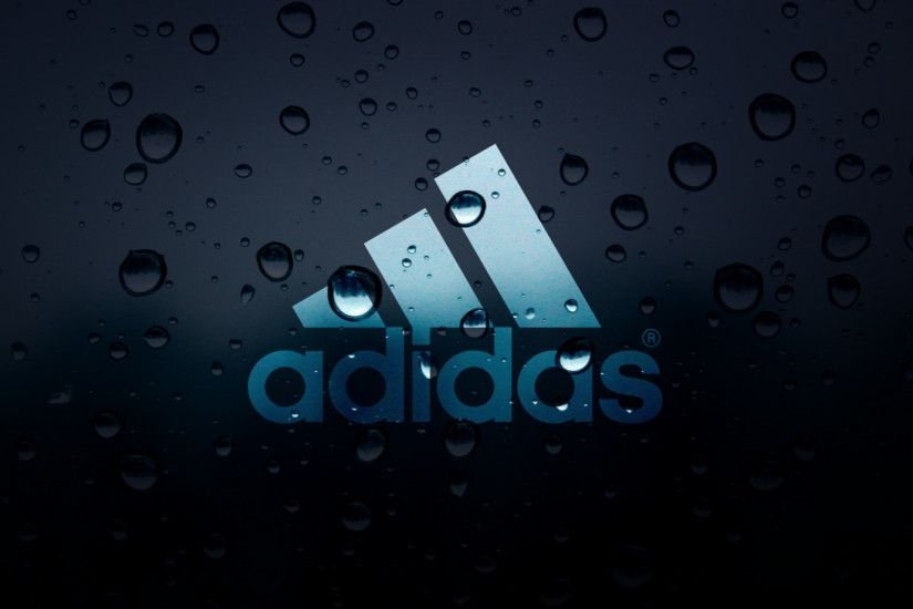 Adidas Water Logo Wallpaper