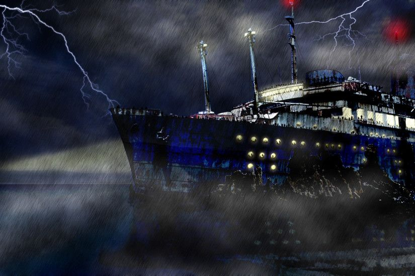 Ghost Ship by freaklover69 Ghost Ship by freaklover69