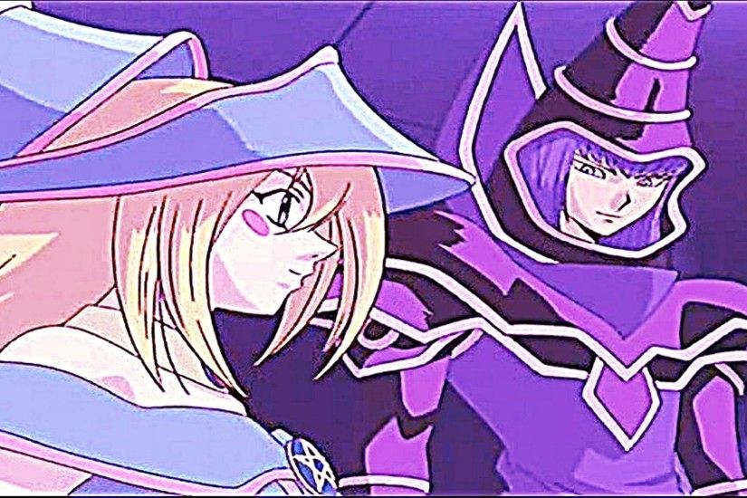 ... Dark Magician Girl And Dark Magician Cool Together by chyo83