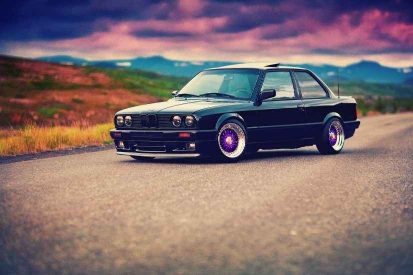 Wallpapers bmw, e30, 325i, front - car pictures and photos bmw .