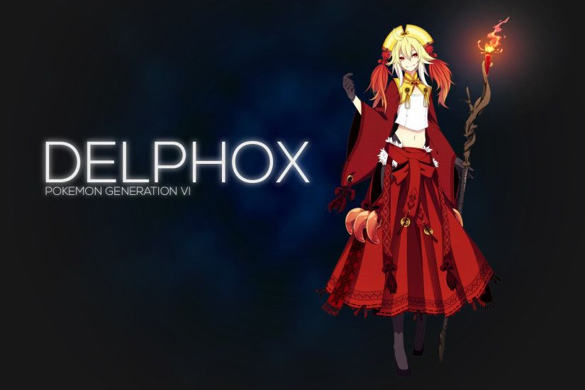delphox fusion wallpapers - photo #11