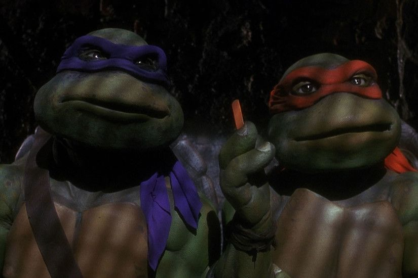 Why Did Donatello Always Have The Weird Shaped Head? - The Technodrome  Forums