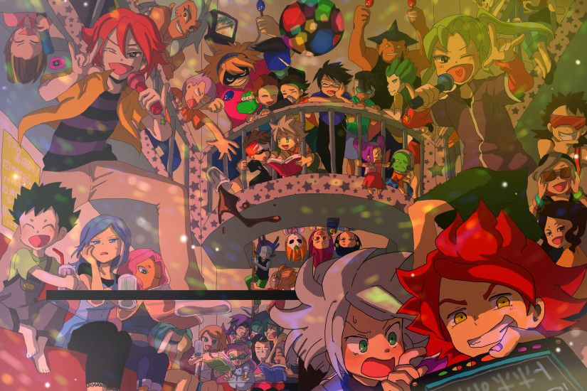 inazuma eleven mark and his friends images mark HD wallpaper and background  photos