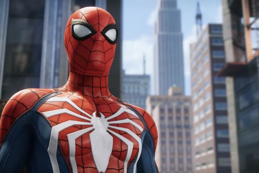 E3 2017: Marvel's Spider-Man for PS4 Will Feature Alternate Spidey Suit  Options - Spider-Man [PS4]