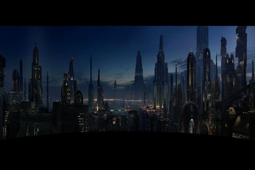 Star Wars, City, Cityscape Wallpapers HD / Desktop and Mobile Backgrounds
