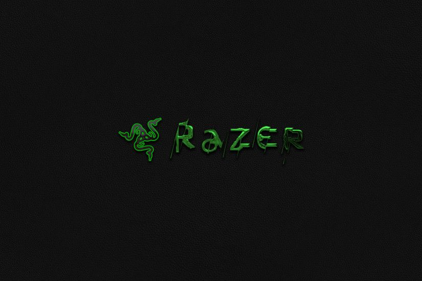 Razer-Wallpaper by Stickcorporation Razer-Wallpaper by Stickcorporation
