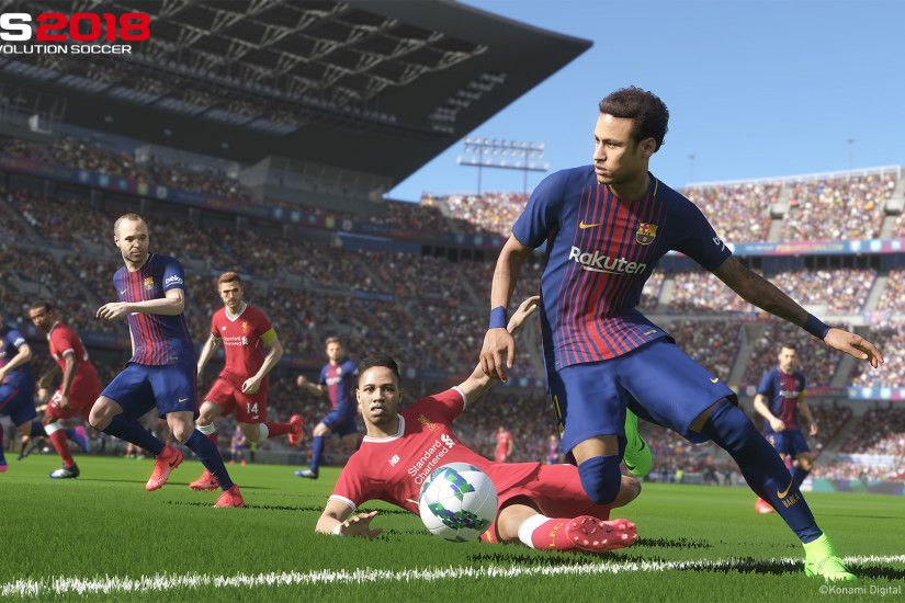 Interview: Robbye Ron of Konami on whether Pro Evolution Soccer's  popularity in Latin America can extend worldwide