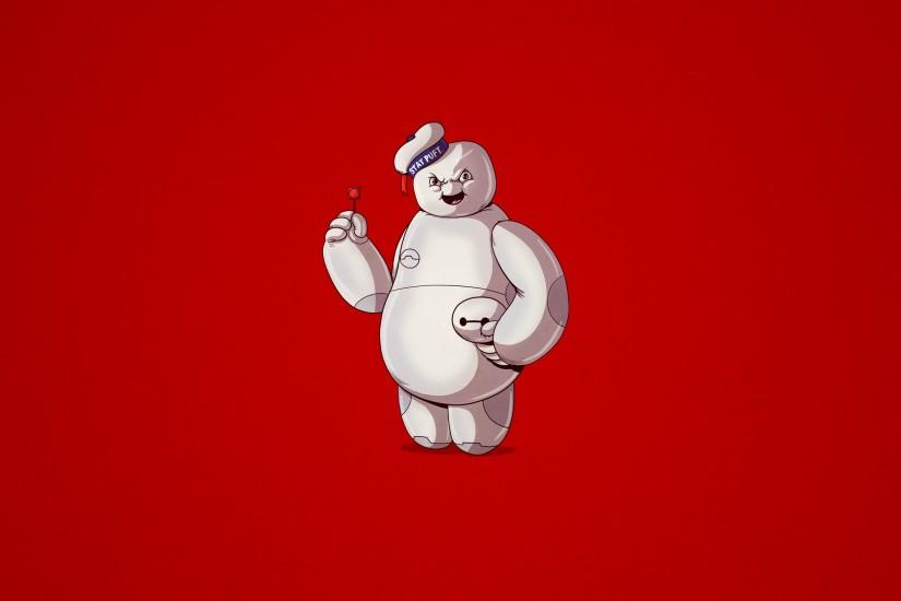 Humor - Ghostbusters Wallpaper