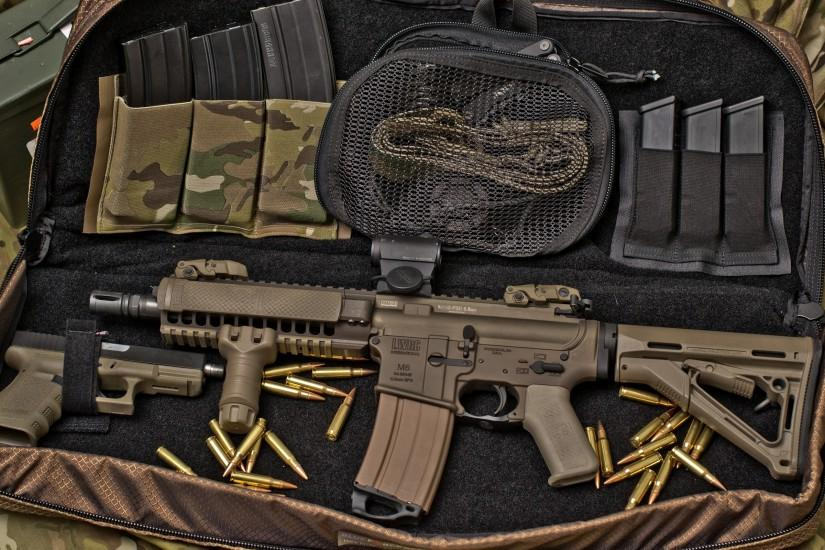guns weapons glock Magpul AR-15 M4 tactical LWRC m6 Aimpoint STANAG 6.8 SPC  M6