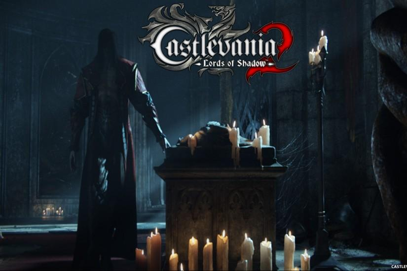 Video Game - Castlevania: Lords Of Shadow 2 Wallpaper