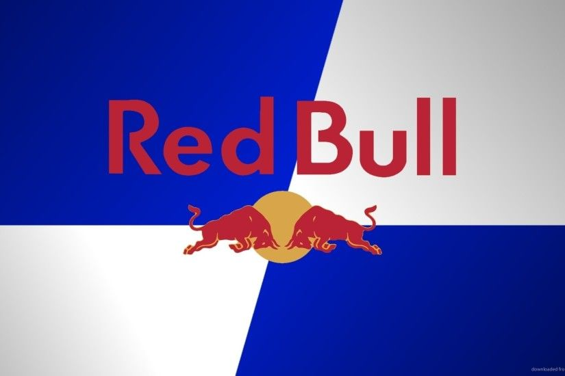 HD Red Bull Logo wallpaper