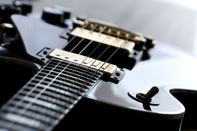 Gibson Les Paul Wallpaper ①