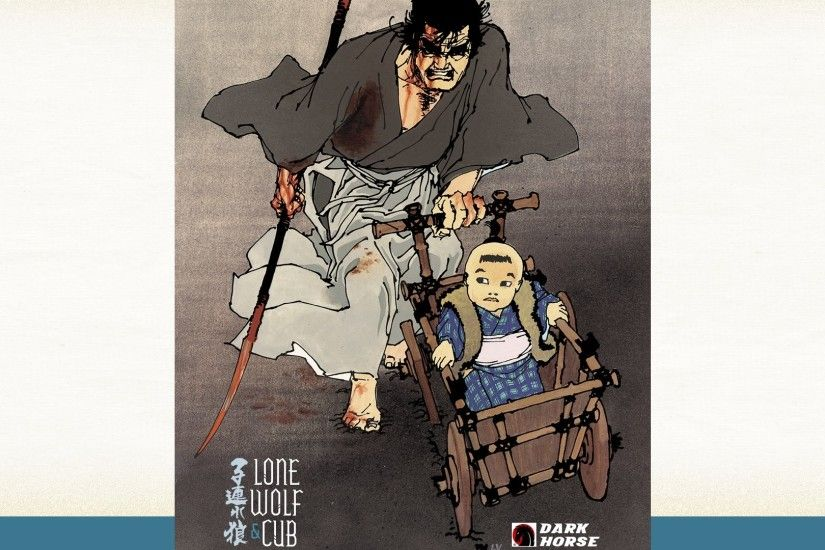 #1985490, lone wolf and cub category - wallpaper desktop lone wolf and cub
