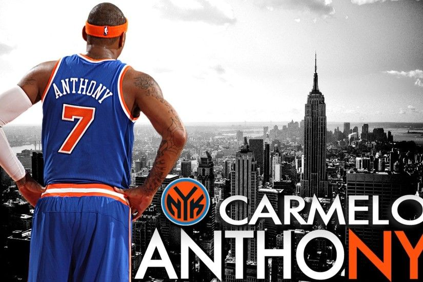 ... Wallpaper Carmelo Anthony Backgrounds