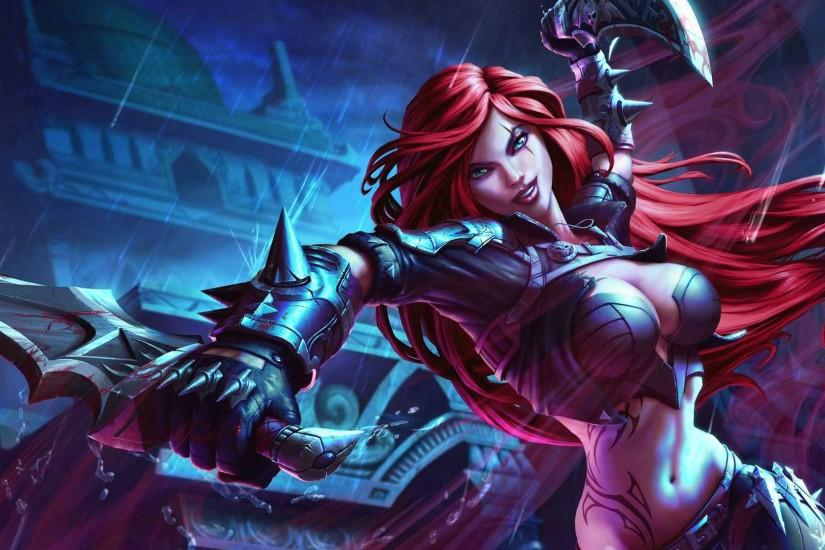 katarina 3d wallpapers downlod free