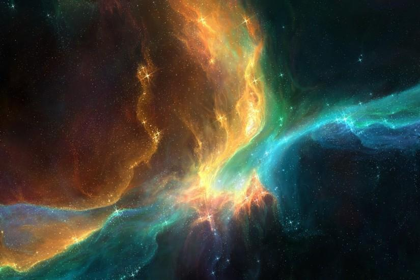 Pictures Full Hd Wallpapers Nebulae Orion Space Stars Car 1518x854 · Nebula  ...