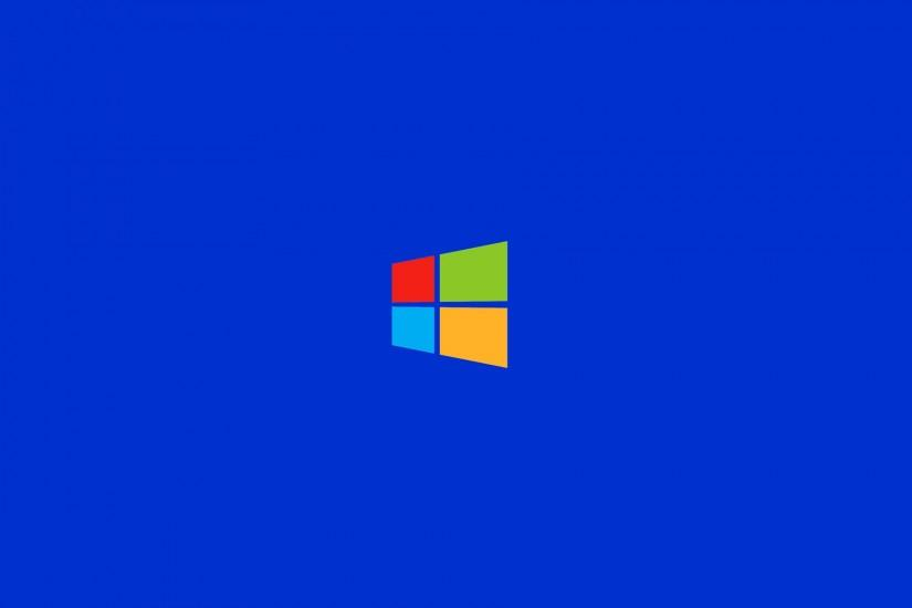 Computers Microsoft Windows Operating Systems Simple Background 8 Logo  Wallpaper
