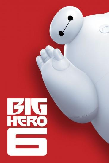 Baymax and Heroes