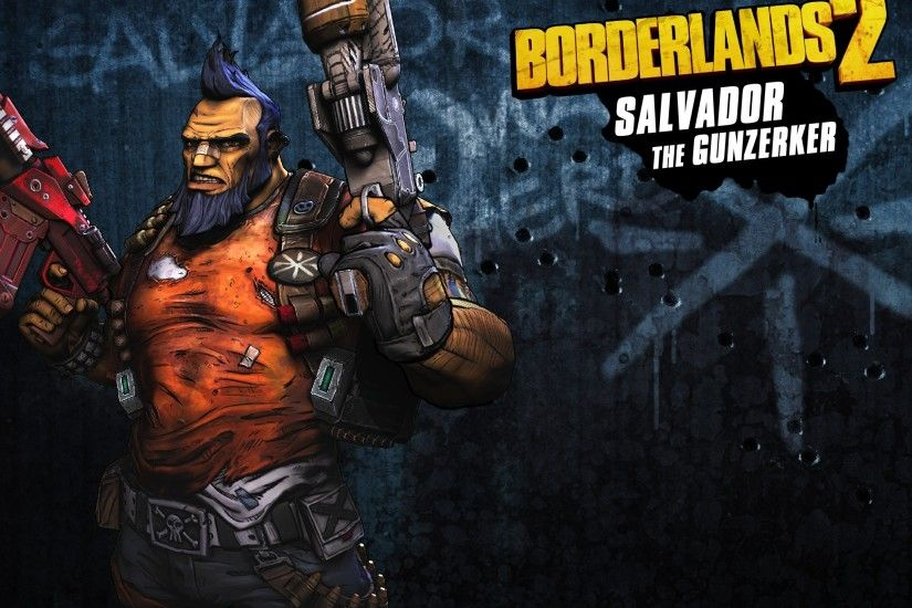 Borderlands 2 Skill Calculator: Gunzerker Salvador | Borderlands Wiki |  FANDOM powered by Wikia ...