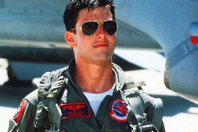 Tom Cruise + fighter jets = 1980s foreplay