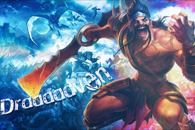 League Of Draven Wallpaper