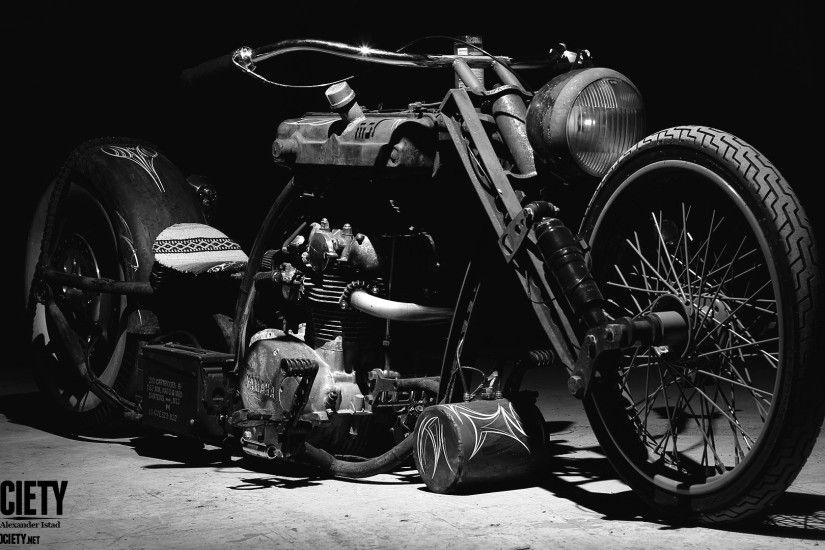 ... rat-bike-air-ride-suspension-bagged-rust-motorcycle- ...