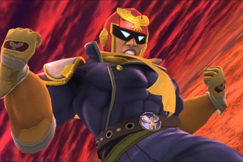 4 ~ Captain Falcon Screenshots - YouTube