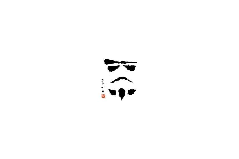 stormtrooper, Star Wars, Japanese Art Wallpapers HD / Desktop and Mobile  Backgrounds