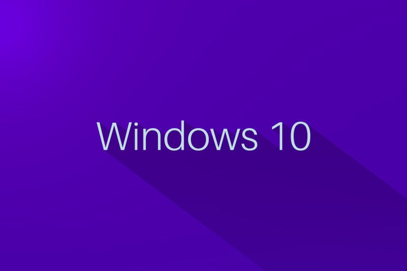 Microsoft Windows 10 Wallpaper 13682