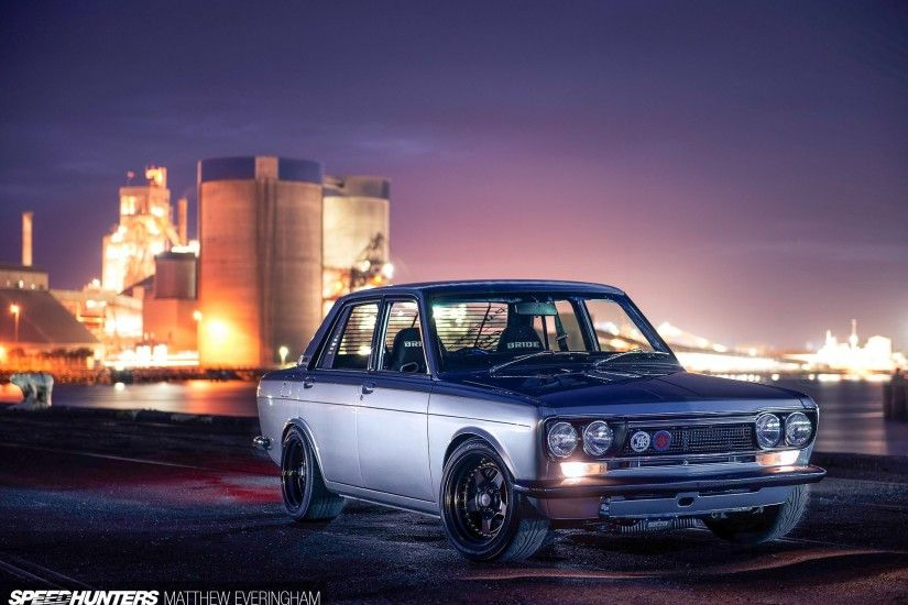 A Datsun 510 With A Difference Speedhunters