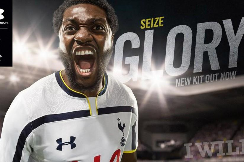 Tottenham Hotspur Under Armour 2014-15 Home Kit Wallpaper Wide or .