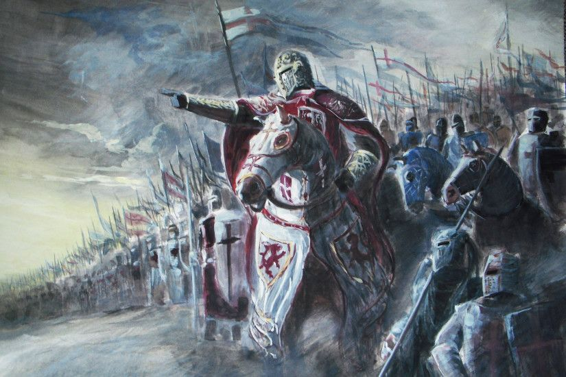 Knights Templar Wallpaper