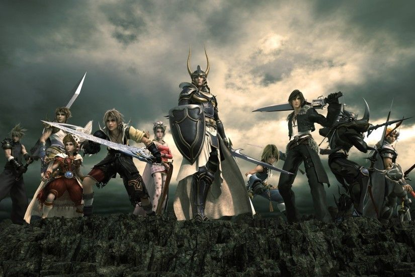 Wallpaper Final Fantasy Collection For Free Download