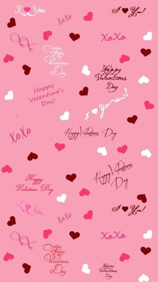 Valentine's Day iPhone Wallpaper - 24