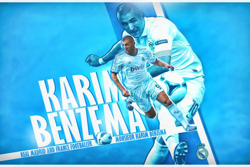 Real Madrid Karim Benzema the pride of the france