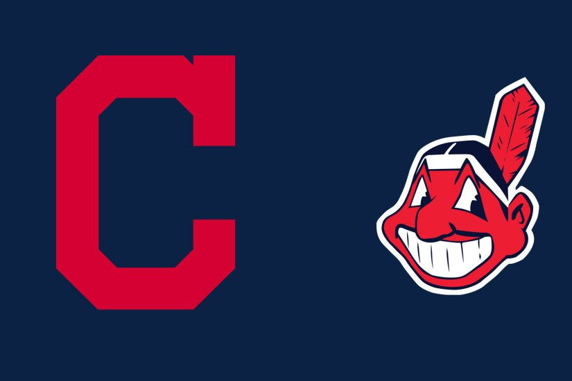 MLB Cleveland Indians Logo 1920x1080 wallpaper