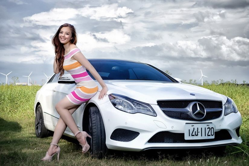 ... Girls With Car (11) ...