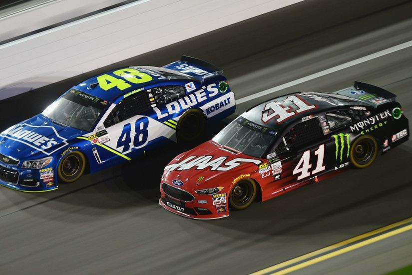 Daytona 500 in-car audio: Kurt Busch cusses out Jimmie Johnson after 'Big  One' | NASCAR | Sporting News