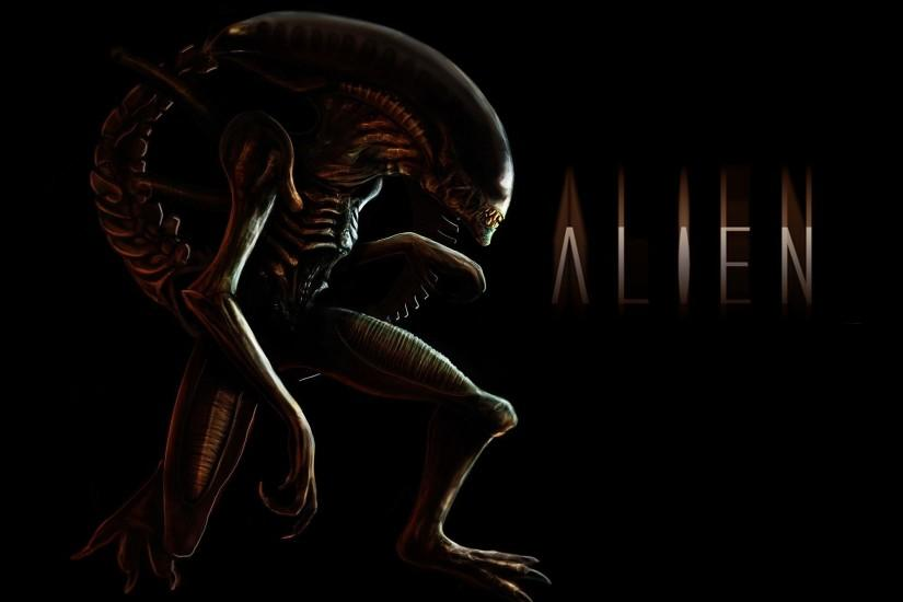 Xenomorph artwork aliens wallpaper