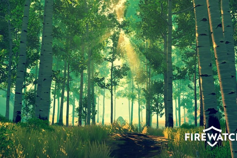 large firewatch wallpaper 1920x1080 ipad retina