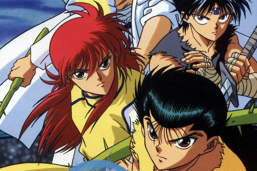 Yu Yu Hakusho 1080p HD Wallpaper Background