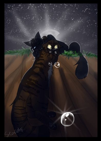 Crowfeather and Leafpool by WarriorCat3042. Cinderheart's Memories (Warrior  Cats) by WarriorCat3042