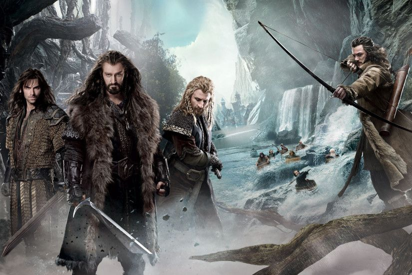 Movie - The Hobbit: The Desolation of Smaug Wallpaper