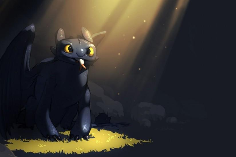 Toothless - How To Train Your Dragon wallpaper #18620