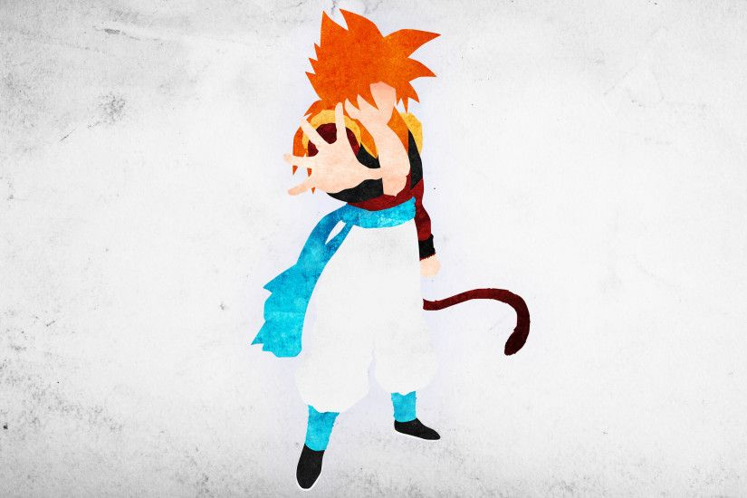 3840x2160 SS4 Gogeta Minimalistic Wallpaper by KhUnlimited on DeviantArt ·  Download · 1920x1080 ...