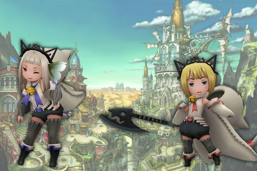 We've got all the details on Bravely Second's new Catmancer class