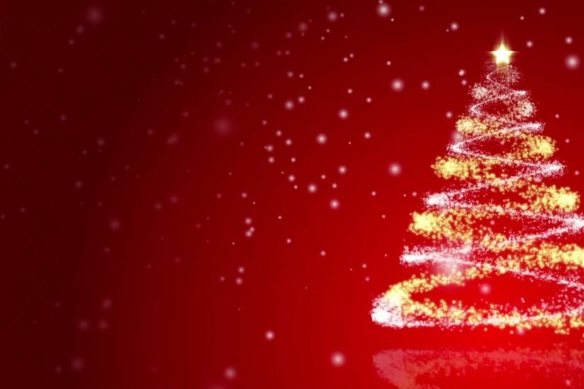 gorgerous christmas tree background 1920x1080