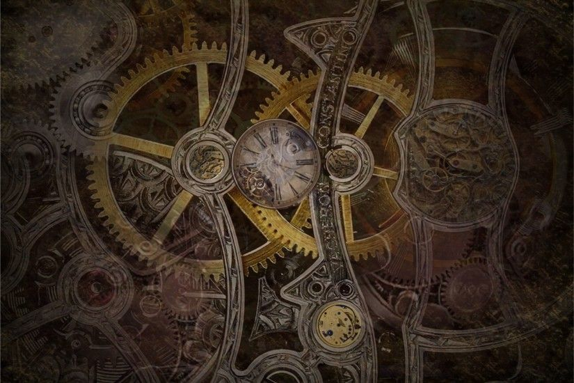 Steampunk Hd Wallpapers | Free HD Desktop Wallpapers - Widescreen .