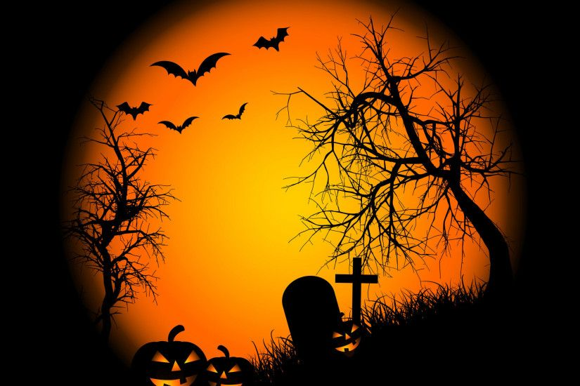 Halloween Themed Stuff 3 – Halloween Wall Papers And Flash Templates #3570
