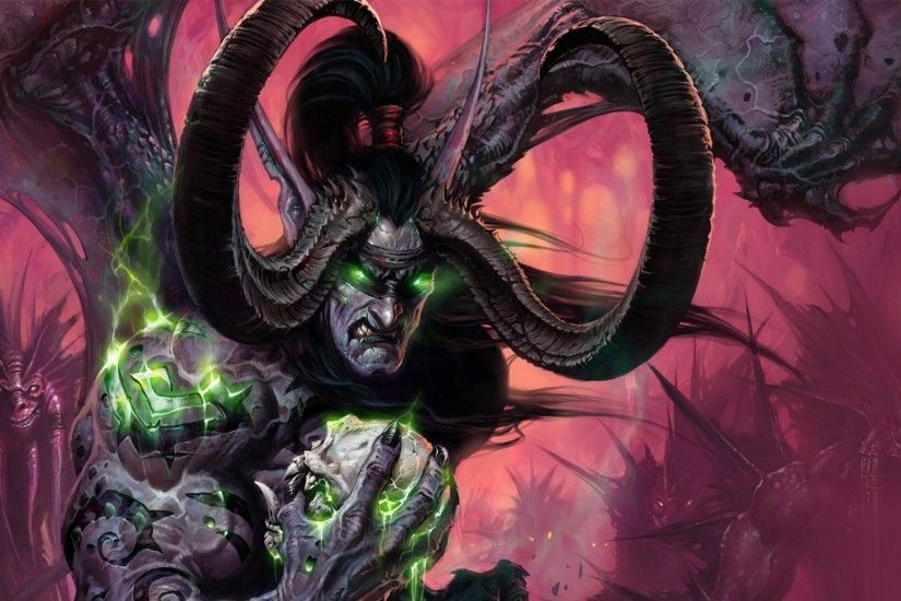 Wallpapers World of WarCraft Terrorblade